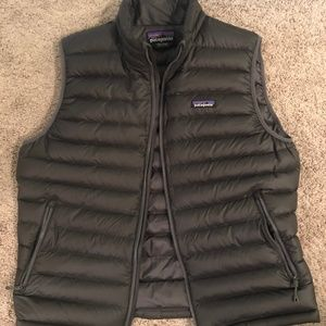 Patagonia Men's Nano Puff Vest - Forge Grey- Large